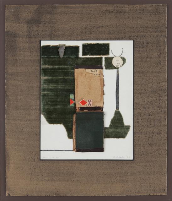 , 'Velvet Secret,' 1989, Pavel Zoubok Fine Art