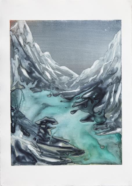 , 'Fjord,' 2017, Barnard
