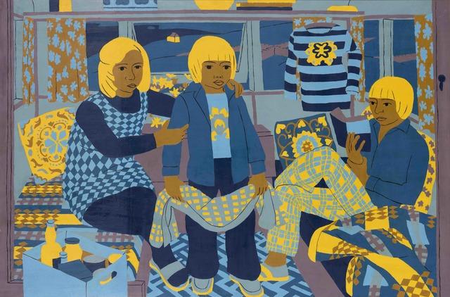 , 'Holiday Caravan,' 1975, Tatha Gallery
