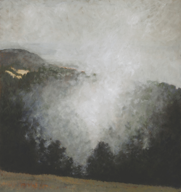, 'Lifting Fog II,' 2018, Seager Gray Gallery