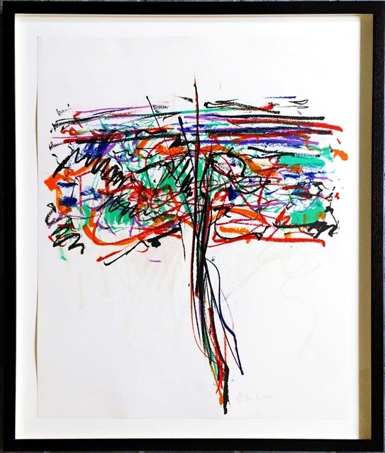 Joan Mitchell, 'Tree I ', 1992, Alpha 137 Gallery