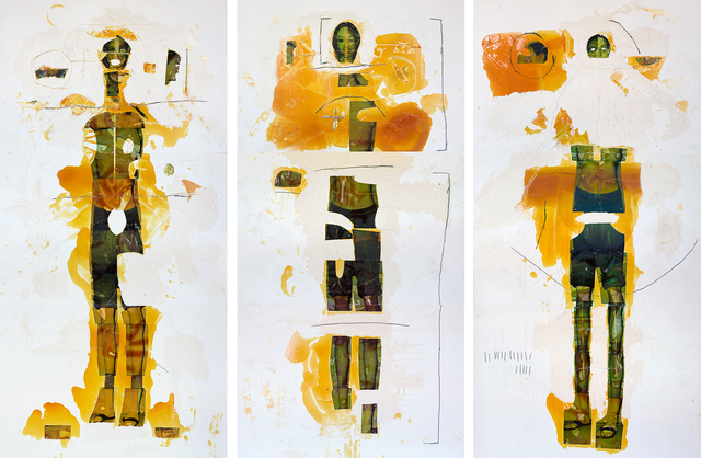 , 'Humans 2,' 1998, Galerie Madé