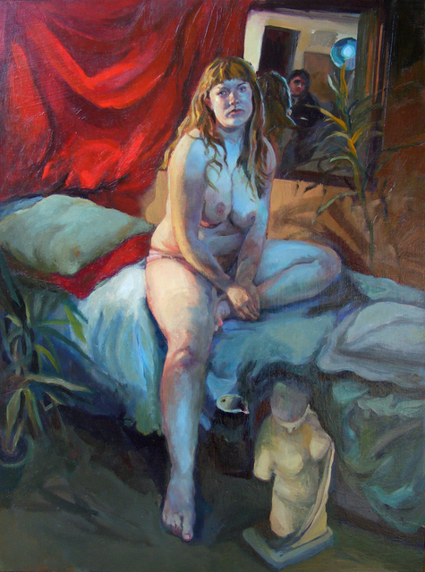 , 'When She Dreamed,' 2016, Bowersock Gallery