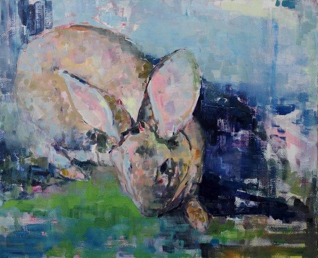 , 'Peter's Cousin,' , Sirona Fine Art