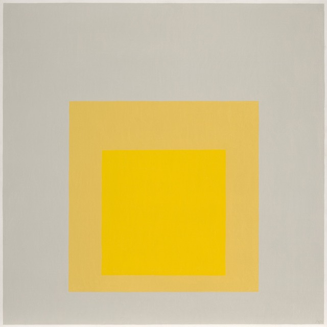 Josef Albers, 'Homage to the Square: Dense-Soft', 1969, Yale University Art Gallery