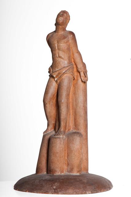 , 'SAN SEBASTIANO,' 1927, Studio Guastalla