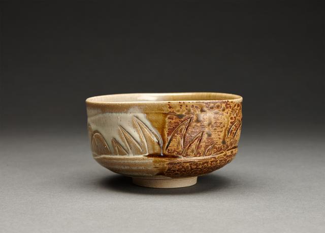 , 'Tea bowl (chawan), Old Takatori style with kakewake,' , Pucker Gallery