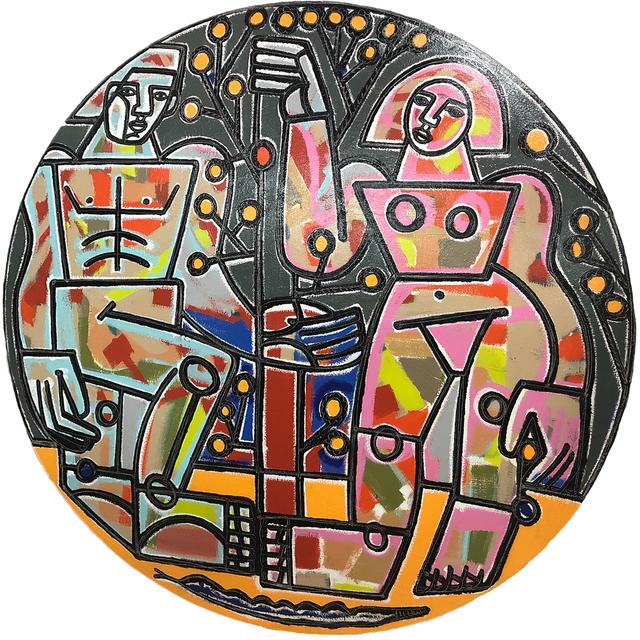, 'Adam and Eve Beneath the Fruit Tree,' , JoAnne Artman Gallery