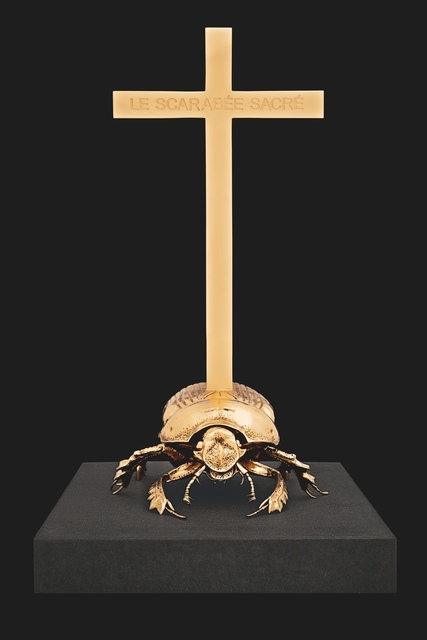 , 'Holy dung beetle,' 2016, Art Bärtschi & Cie | Geneva, Switzerland