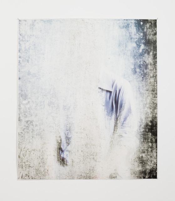 , 'Blue Shoulder,' 2013, Anat Ebgi