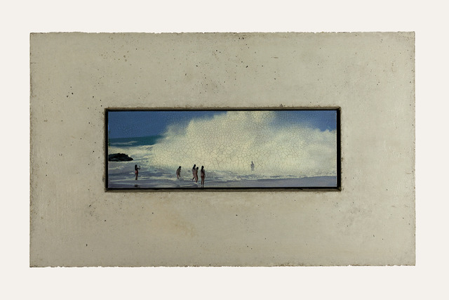 Paul Béliveau, 'Capture; Lumahai Beach 08', 2017, Thompson Landry Gallery
