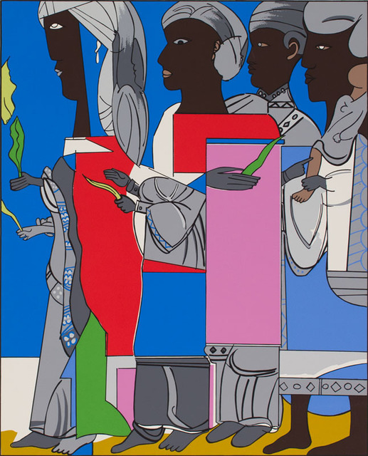 , 'EASTER PROCESSION,' 1979, Jerald Melberg Gallery
