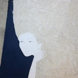 Uuriintuya Dagvasambuu, 'The World of Wind', 2015, Painting, Acrylic on canvas, Sapar Contemporary
