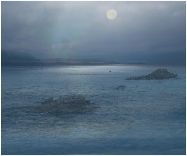 , 'Ten Years out of a Death Row Sentence (Ocean),' 2009-2016, Mark Moore Fine Art