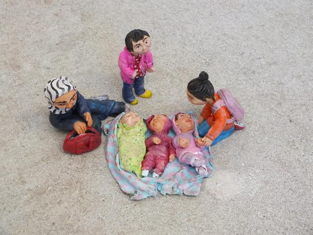 , 'Wellen (Die drei Säuglinge),' 2016, Art Mûr