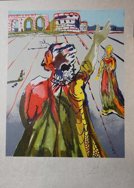 Salvador Dalí, 'The Poet Advises The Maiden', 1979, Fine Art Acquisitions