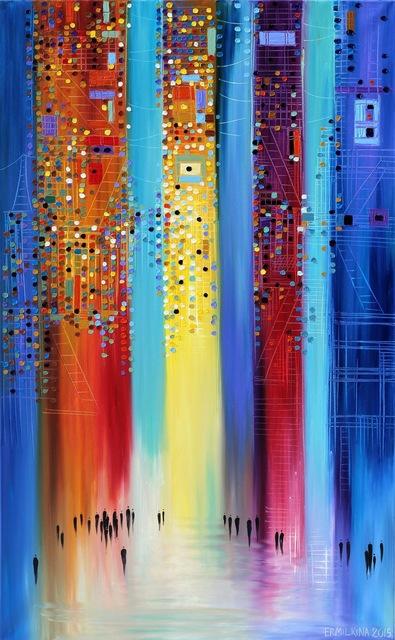 , 'Fusion Night,' 2015, Artspace Warehouse