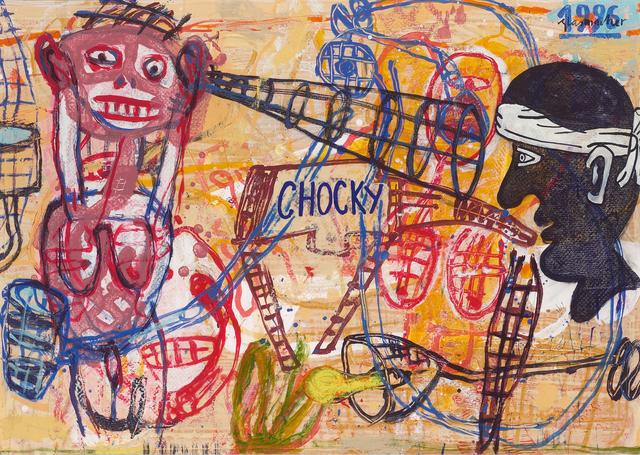 , 'Chocky ,' 1996, Galerie Herold