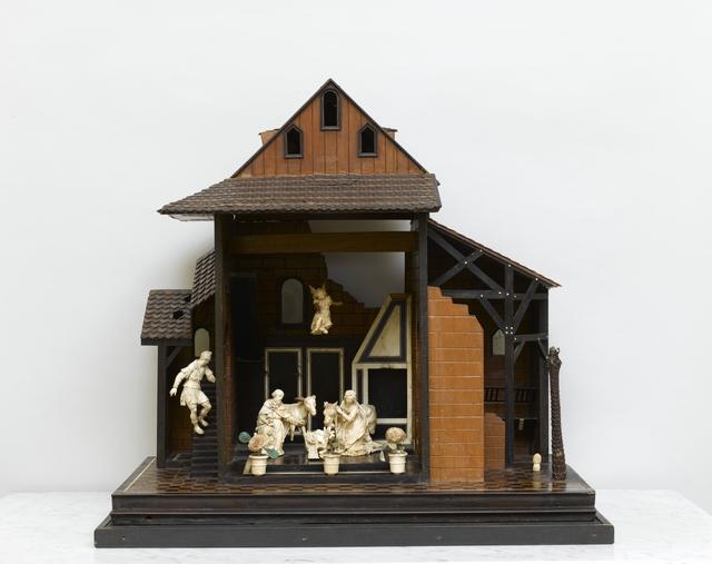 'Crèche (Nativity Scene)', End of 16th -early 17th century, Musée national de la maison Bonaparte