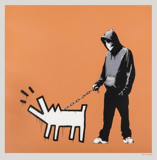 Banksy, 'Choose your weapon (Dark Orange)', 2010, Forum Auctions