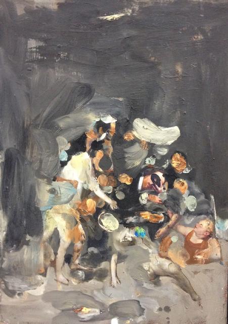 , 'Girotondo in tre quarti 2,' 2014, David Richard Gallery