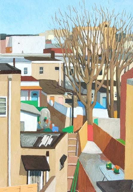 , 'Window View,' 2017, Cerulean Arts