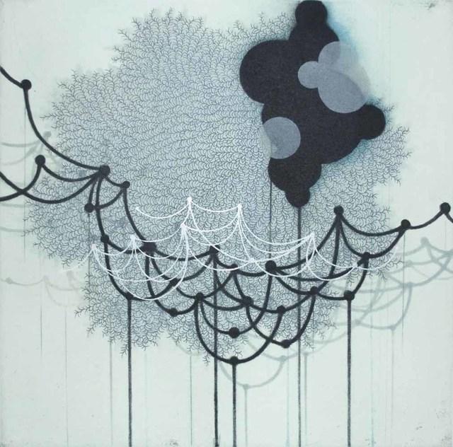 , 'fractal-ssi-1a,' 2017, Warnock Fine Arts