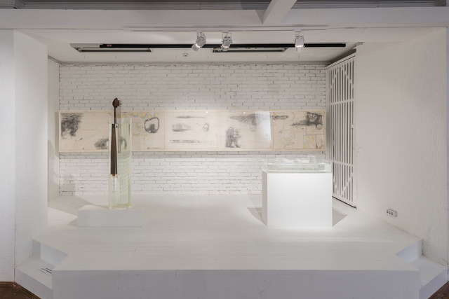 , 'Mirage Architecture,' 2012, Laboratoria Art & Science Space