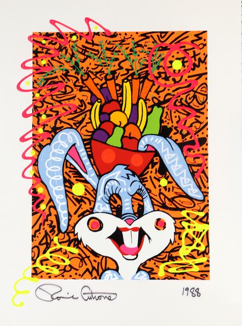 Ronnie Cutrone, 'Bugsy Miranda', 1988, RoGallery