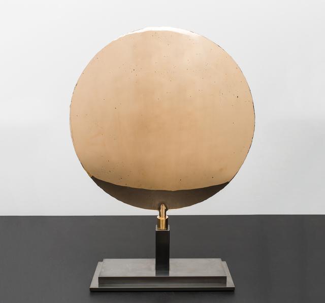 , 'Karl Springer LTD, Bronze Sonnenteller (Sun Plate), USA, 1980,' 1980, Todd Merrill Studio