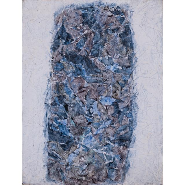Simon Hantaï, 'Pli 49', 1964, PIASA