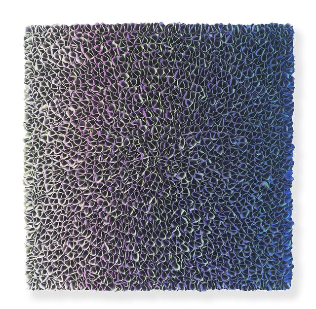 , 'Blue circle,' 2017, Nil Gallery