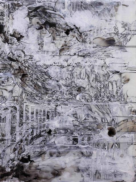 Ann-Marie James, 'Forum 5', 2017, Karsten Schubert