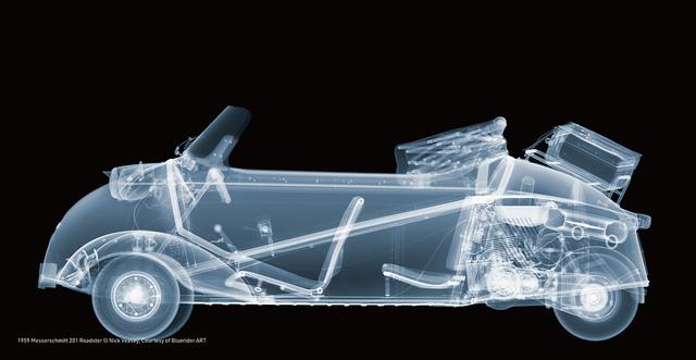 , '1959 Messerschmitt 201 Roadster,' 2016, Bluerider ART
