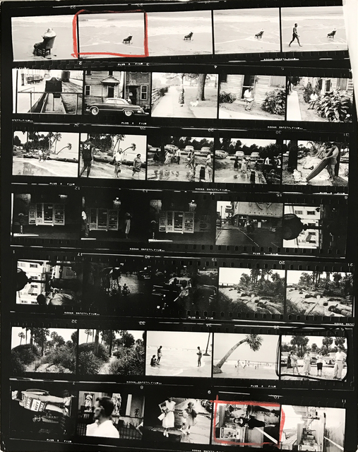 , 'Contact Sheet #6,' , Danziger Gallery