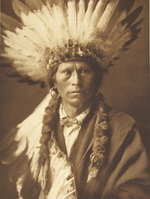 , 'Chief Garfield - Jicarilla,' 1907-1930, Empty Gallery