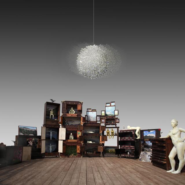 , 'Future lyricism,' 2008-2015, Total Museum of Contemporary Art