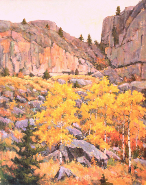 , 'Near Clark's Fork,' , Beverly McNeil Gallery