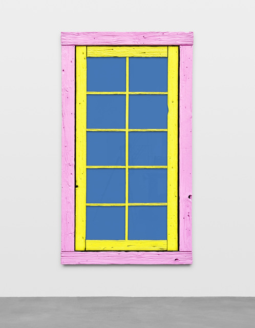 , 'the ghost,' 2015, Galerie Eva Presenhuber