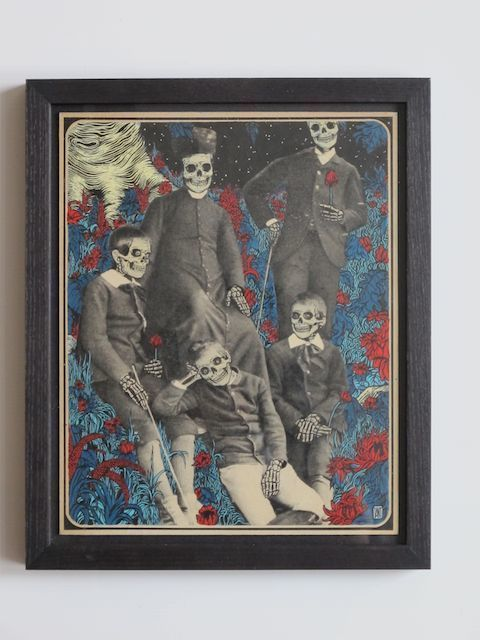 , 'Dead Lords,' 2013, The Garage Amsterdam