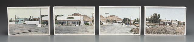 , 'Gateway Antiques & Gifts, Hazen, Nevada, US Highway 50,' 2012-2018, Valley House Gallery & Sculpture Garden