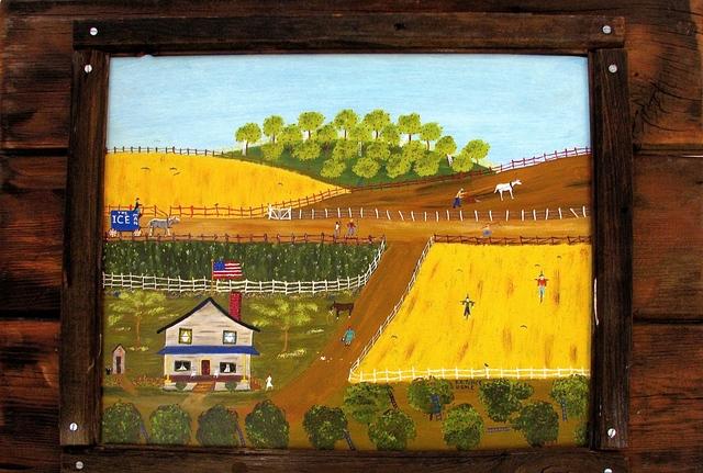 , 'The Ice Man Farm,' 2014, Beth Urdang Gallery
