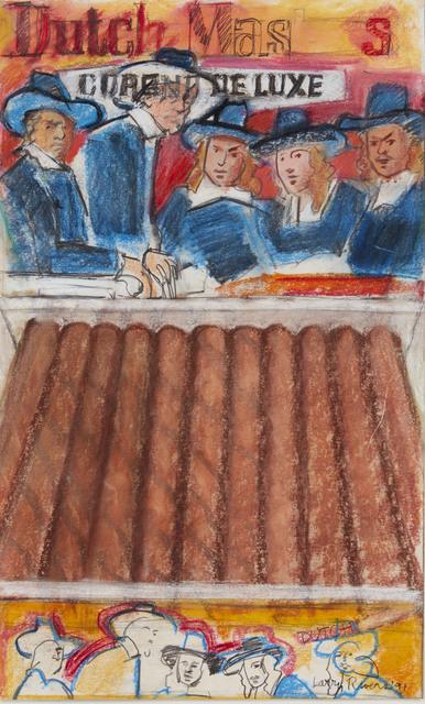 , 'Dutch Masters,' 1997, Davidson