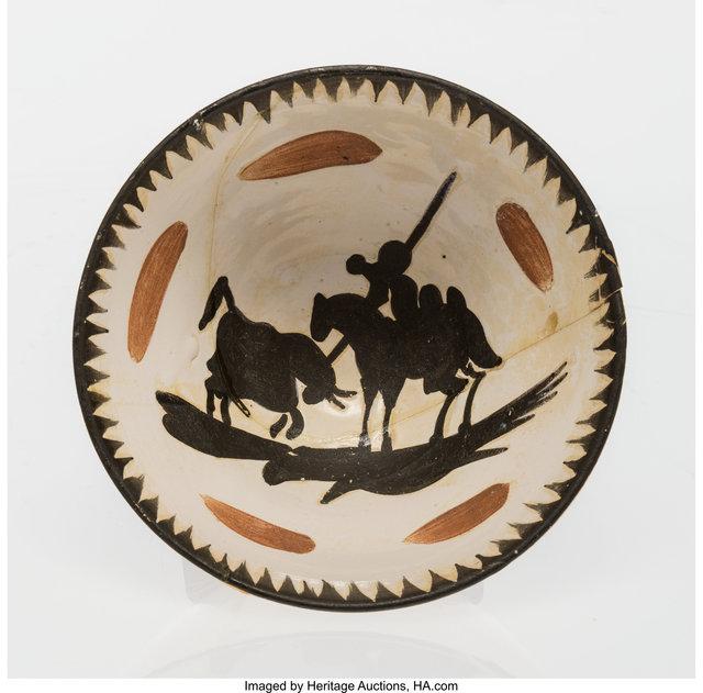 Pablo Picasso, 'Picador', 1955, Heritage Auctions