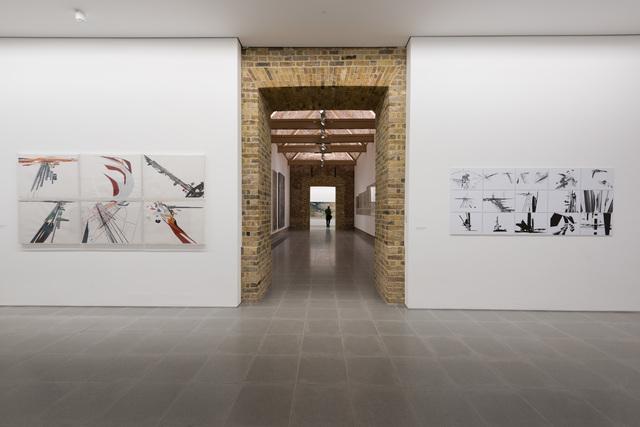 Zaha Hadid Early Paintings And Drawings Serpentine Galleries Artsy
