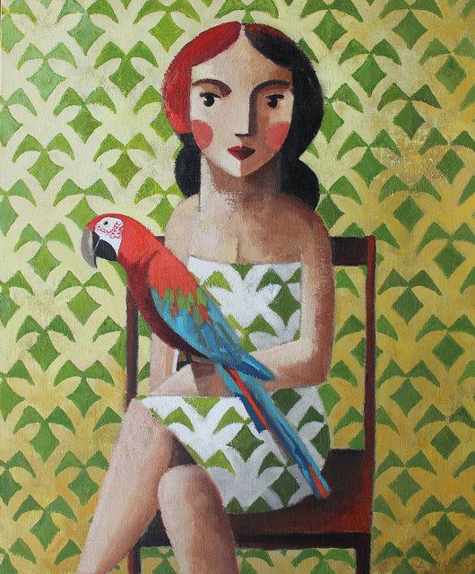 , 'Guacamayo,' , GALERIA JORDI BARNADAS