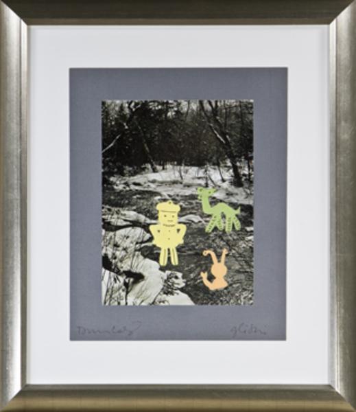 , 'Winter In Scooter Forest,' 2011, David Barnett Gallery