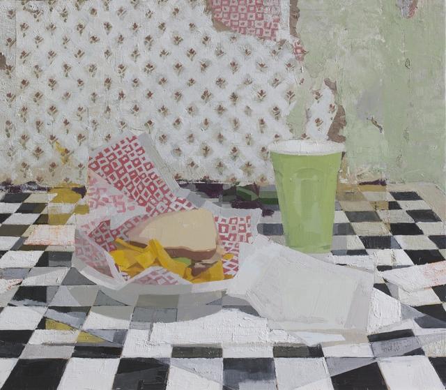 , 'Sandwich #5,' 2018, Gallery 1261