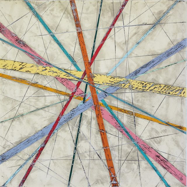 , 'CROSSOVER,' 2008, Palette Contemporary Art and Craft