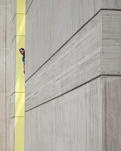 , 'The Yellow Line,' 2015, Catherine Edelman Gallery